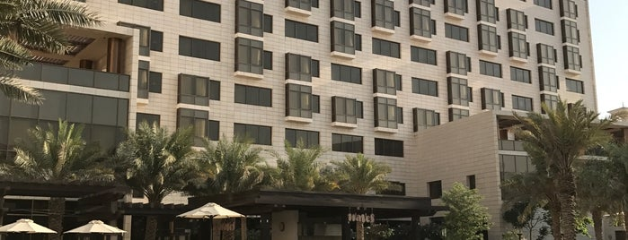 The Westin Doha Hotel & Spa is one of Anılさんのお気に入りスポット.