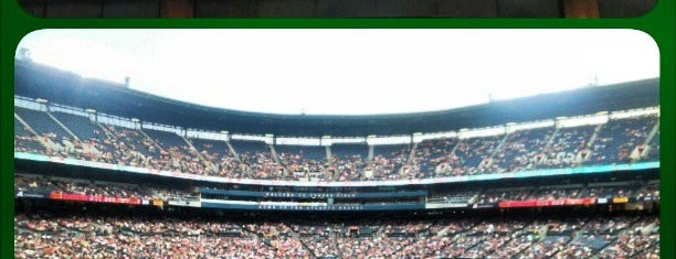 Turner Field is one of MLB.