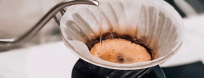 Coffee Distillation is one of Locais salvos de Queen.