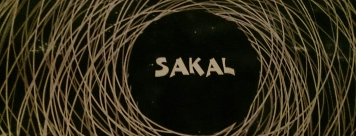 Sakal is one of Tunalı Hilmi,G.O.P Mekanları.