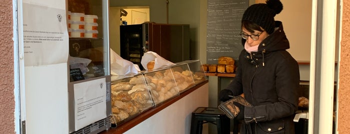 Morcolade is one of Kaffee und Kuchen FFM.