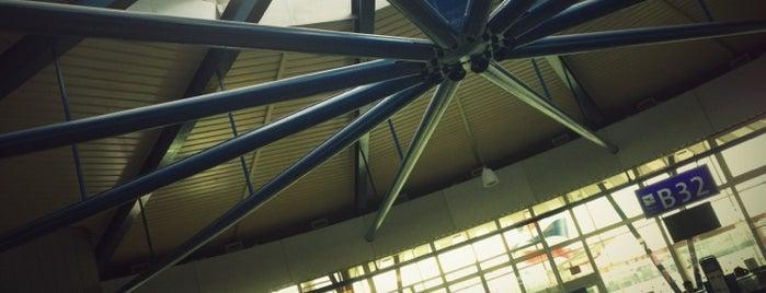 Cenevre Cointrin Uluslararası Havalimanı (GVA) is one of Airports of the World.