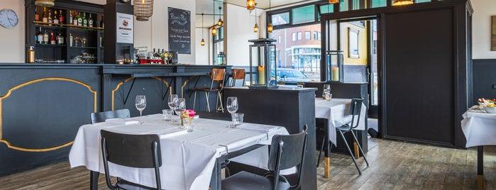 Havenrestaurant de Weduwe is one of Den Haag Scheveningen.