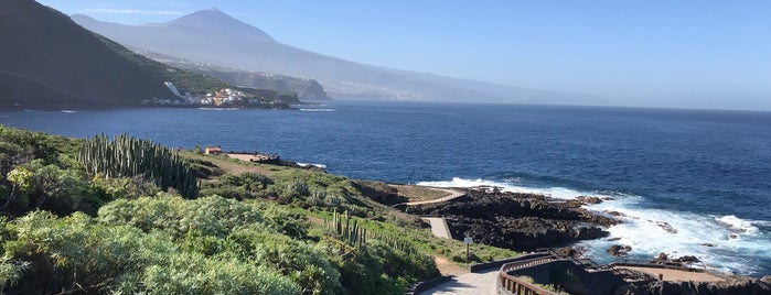 Costa El Sauzal is one of Turismo por Tenerife.