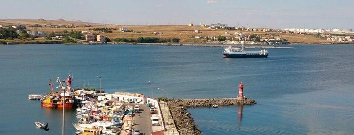 Marmara Ereğlisi Sahil is one of Lugares favoritos de hatice.