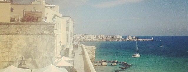 Porto di Otranto is one of Giseleさんのお気に入りスポット.