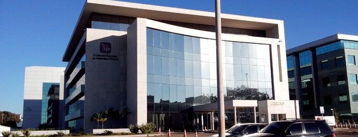 Conselho Nacional do Ministério Público is one of Locais curtidos por Olga.