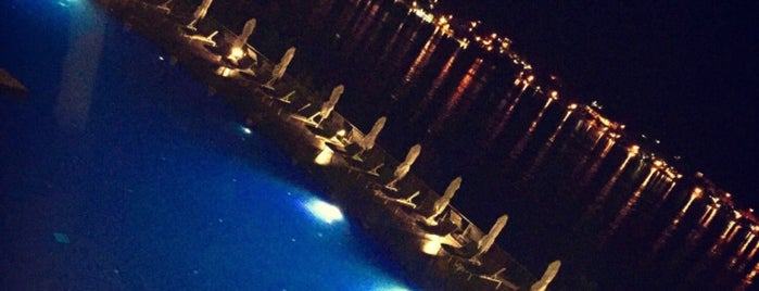 Titanic Deluxe Bodrum is one of Oteller.