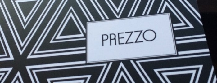 Prezzo is one of Posti salvati di Yvie.