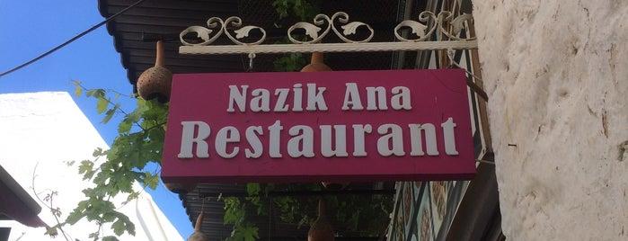 Nazik Ana Restaurant is one of Muğla.