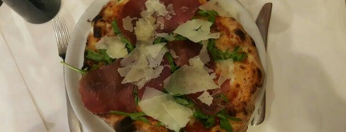 La Brace is one of Pizzas au feu de bois.