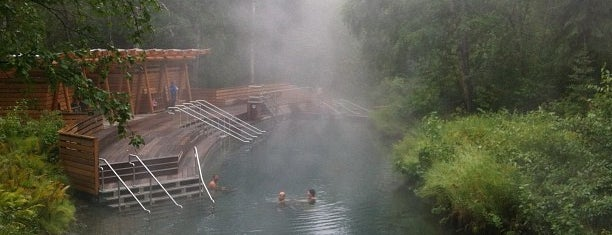 Liard Hot Springs is one of Posti che sono piaciuti a Krzysztof.