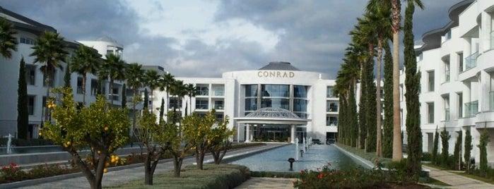 Conrad Algarve is one of Conrad.