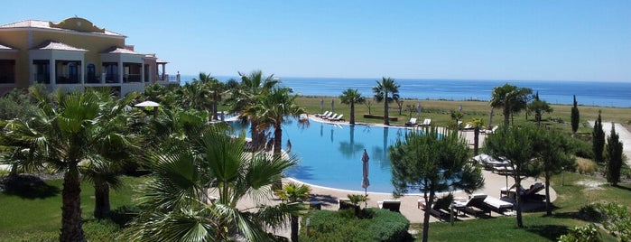 Cascade Wellness & Lifestyle Resort is one of Best of Algarve.