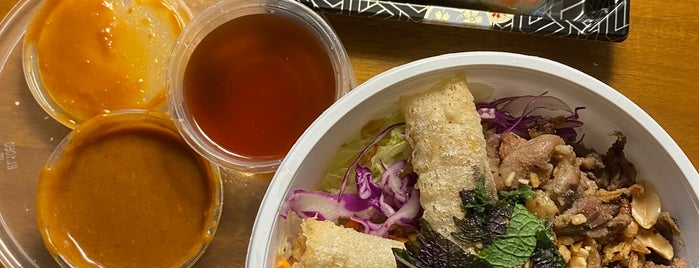 Nem Kitchen is one of To-do - Restaurants & Bars.