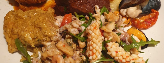 Harvest Buffet at The Star is one of EAT SYDNEY.