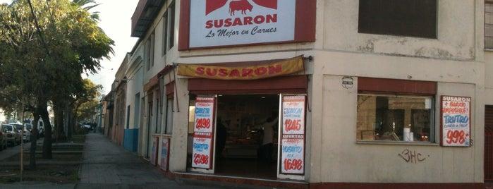 Carnicería Susaron is one of Locais curtidos por Felipe.