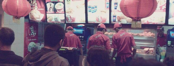 KFC is one of Indonesia.