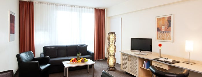 Hotel NH Berlin City West is one of Recommended Hotels & Hostels in Berlin.