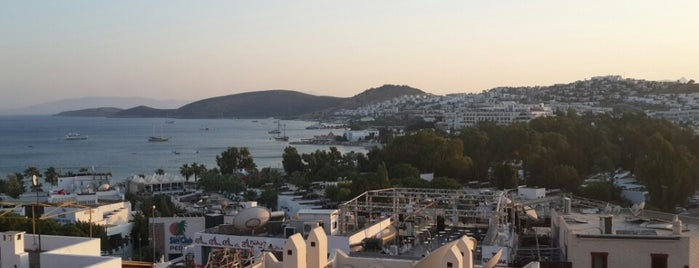 Gümbet is one of Bodrum - List -.
