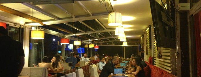 Cool Cafe is one of The best after-work drink spots in Ankara, Turkey.