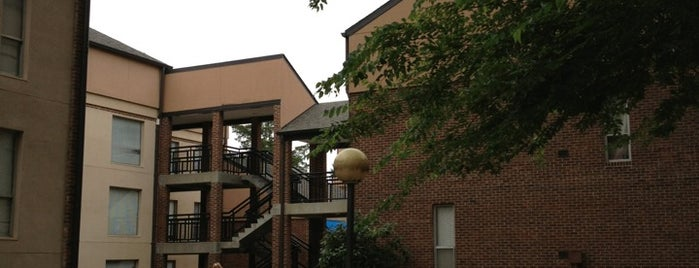 Boling Apartments Is One Of Utc