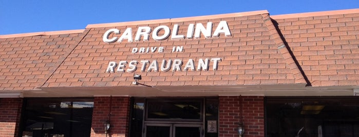 Carolina Drive In is one of Posti salvati di Joshua.