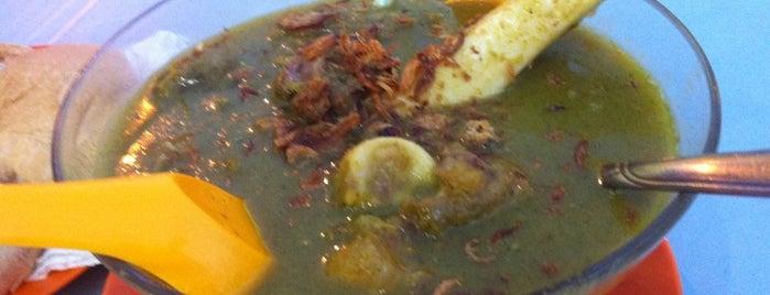 Sup Kambing Maidin is one of Makan @ KL #8.