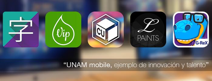 UNAM Mobile is one of สถานที่ที่ Noemi ถูกใจ.