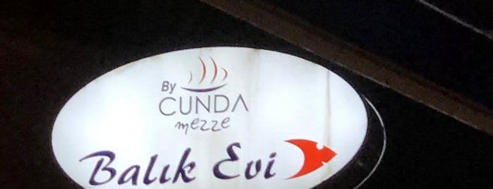 By Cunda Mezze Balık Evi is one of Meyhane.