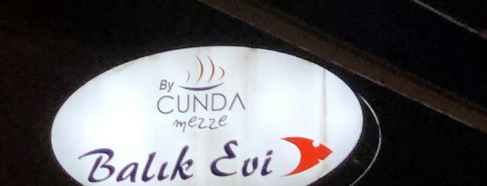 By Cunda Mezze Balık Evi is one of Seda : понравившиеся места.