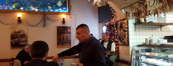 Ata Balık Restaurant is one of สถานที่ที่ Sibernatural ถูกใจ.