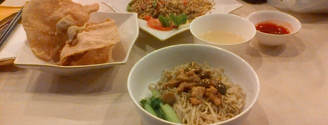 Bakmi GM is one of Must-visit Food in Jakarta.