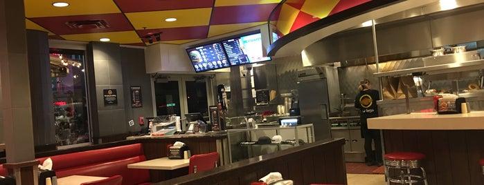 Fatburger is one of Lieux sauvegardés par Brent.