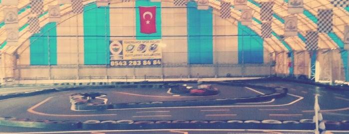 Tünel Go-Kart is one of Istanbul.