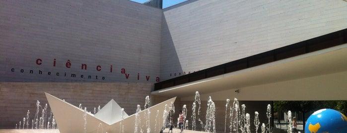 Pavilhão do Conhecimento - Ciência Viva is one of Locais Visitados.