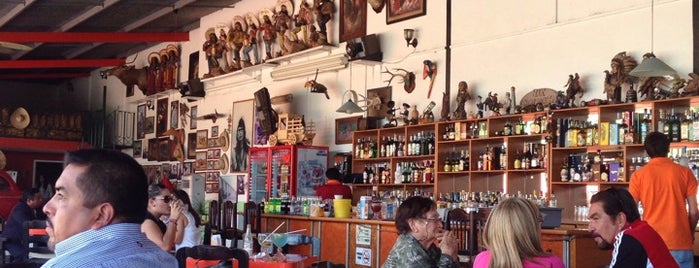 Emiliano's Bar is one of San Juan Del Rio.