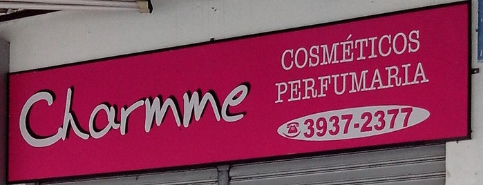 Charmme Cosméticos is one of Tyláさんのお気に入りスポット.