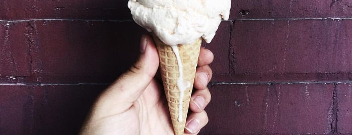 Pied Piper Creamery is one of Taylor Swift's Favorite Spots in Nashville.