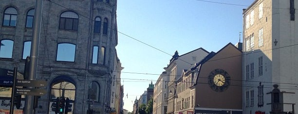 Oslo is one of Scandinavia & the Nordics.