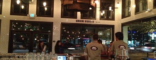 Umami Burger is one of OC.