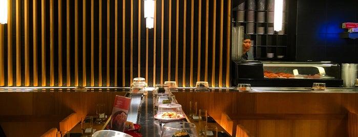 Lô Sushi is one of Lieux sauvegardés par Elodie.