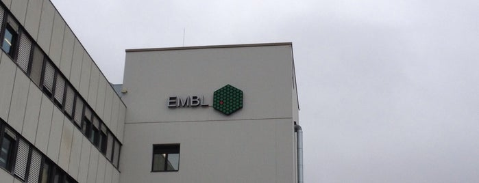 European Molecular Biology Laboratory (EMBL) is one of Jánosさんのお気に入りスポット.