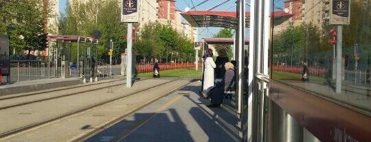 Belsin Kürsü Kayseray Durağı is one of Kayseri Organize Sanayi - İldem Tramvay Hattı.
