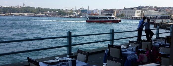 Galapera Fish Restaurant is one of Lugares favoritos de Yeşim.