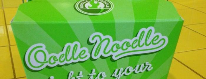 Oodle Noodle is one of Tempat yang Disimpan Ryan.