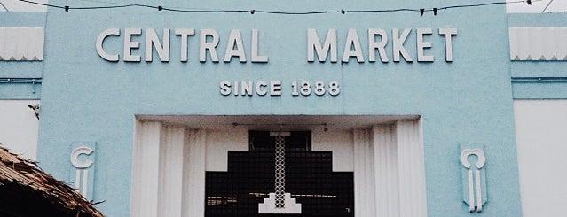 Central Market (Pasar Seni) is one of lovely kl.