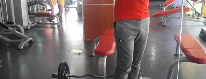 SportsBox Fitness Club is one of LAWWWW: сохраненные места.