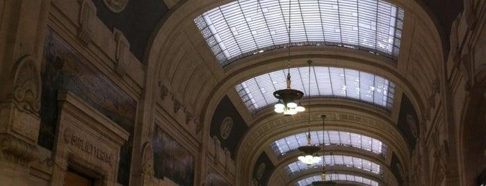 Stazione Milano Centrale is one of Italia.