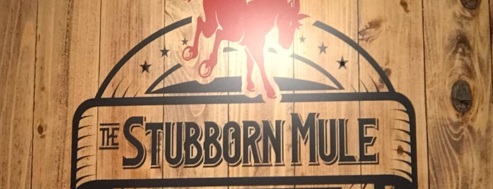 The Stubborn Mule is one of 💫Coco 님이 좋아한 장소.
